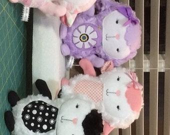 Little Lambs Stuffies, Rag dolls, Plushies - Ready to ship