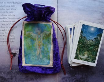 Transformations Tarot Card Bag