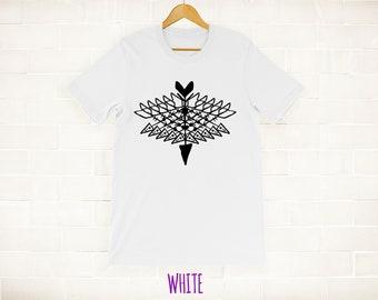 Arrows Graphic Shirt