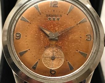Vintage Benrus Automatic Watch