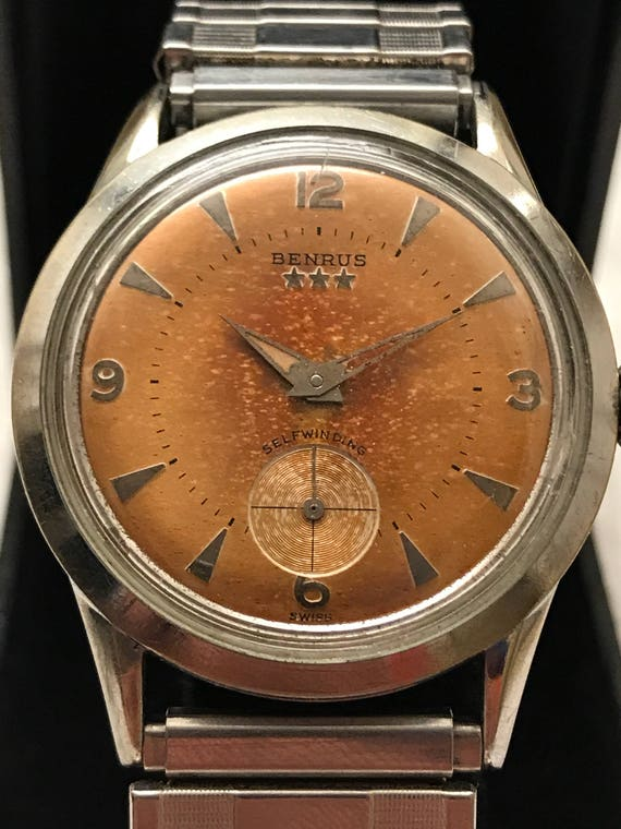 Vintage Benrus Automatic Watch