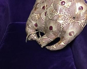 Elephant Cushion - African Pillow - Elephant Decoration - Animal Pillow - Gold Cushion - African Decorative Cushion - African Homewear