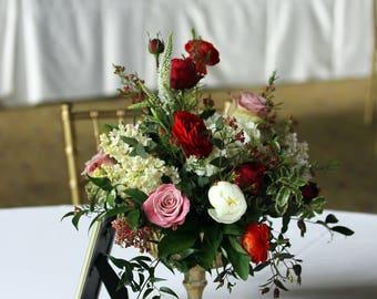 Centerpiece vase | Etsy
