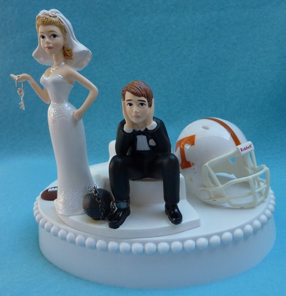 wedding cake toppers miami fl wedding cake topper of tennessee volunteers ut vols 26535
