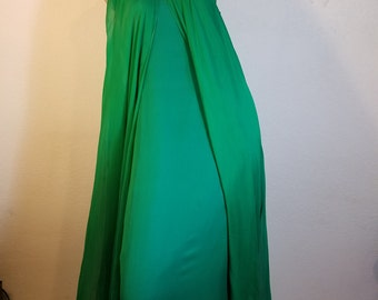 FREE  SHIPPING   1950 Designer Couture Gown