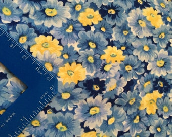 Nursing Cover blue and yellow flowers Other Styles Available Check My Shop