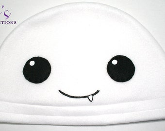 Doctor Who - Adipose Hat / Fleece Hat / Winter Hat / Doctor Who Hat