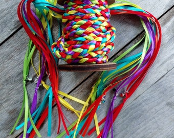 SALE! Handfasting Cord - Pride (in the Name of Love)