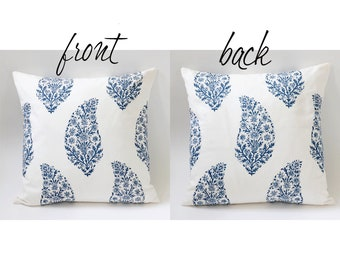 Pondichery Collection // Spring Decorative Throw Pillows // Spring Pillow Covers