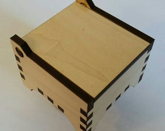 The BOX - Maple Customized & Personalized