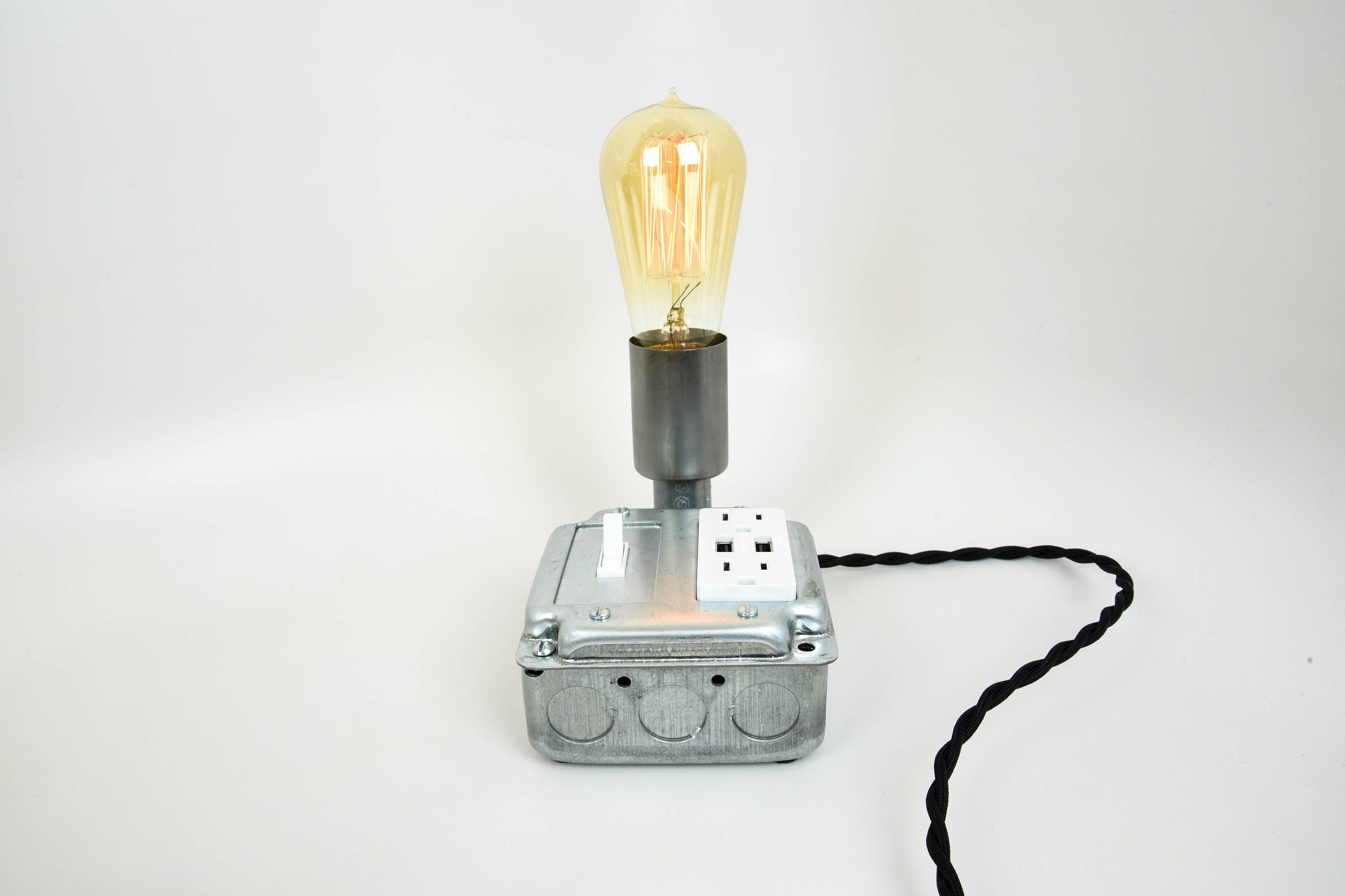 with store desk led port lamp ivy usb