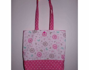 Tote bag for child model