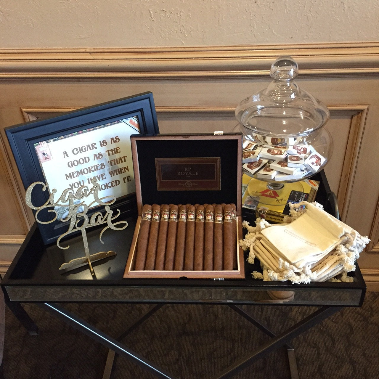 Best Cigar Bar At Wedding Pictures - Styles & Ideas 2018 - sperr.us
