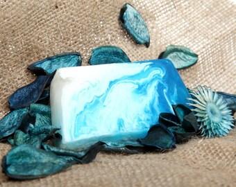 Boss Soap Inspired by Hugo Boss - Mens Soap - Glycerin Soap - Perfumed Soap - Gift For Men - Gift Idea - Body Wash - Gift For Him - Vegan