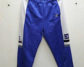 Champion products sweatpants jogger track pants Large Size