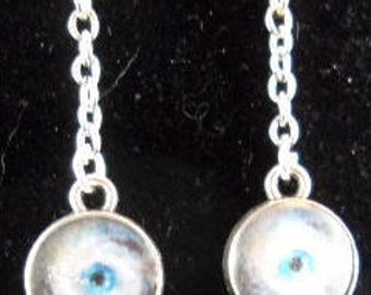 Eye of the Universe Earrings