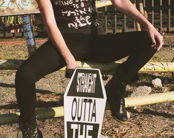 Coffin Skateboard