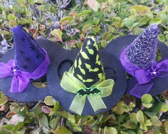 """Kitty """"Witch Hat"""" w/ Ear holes"""