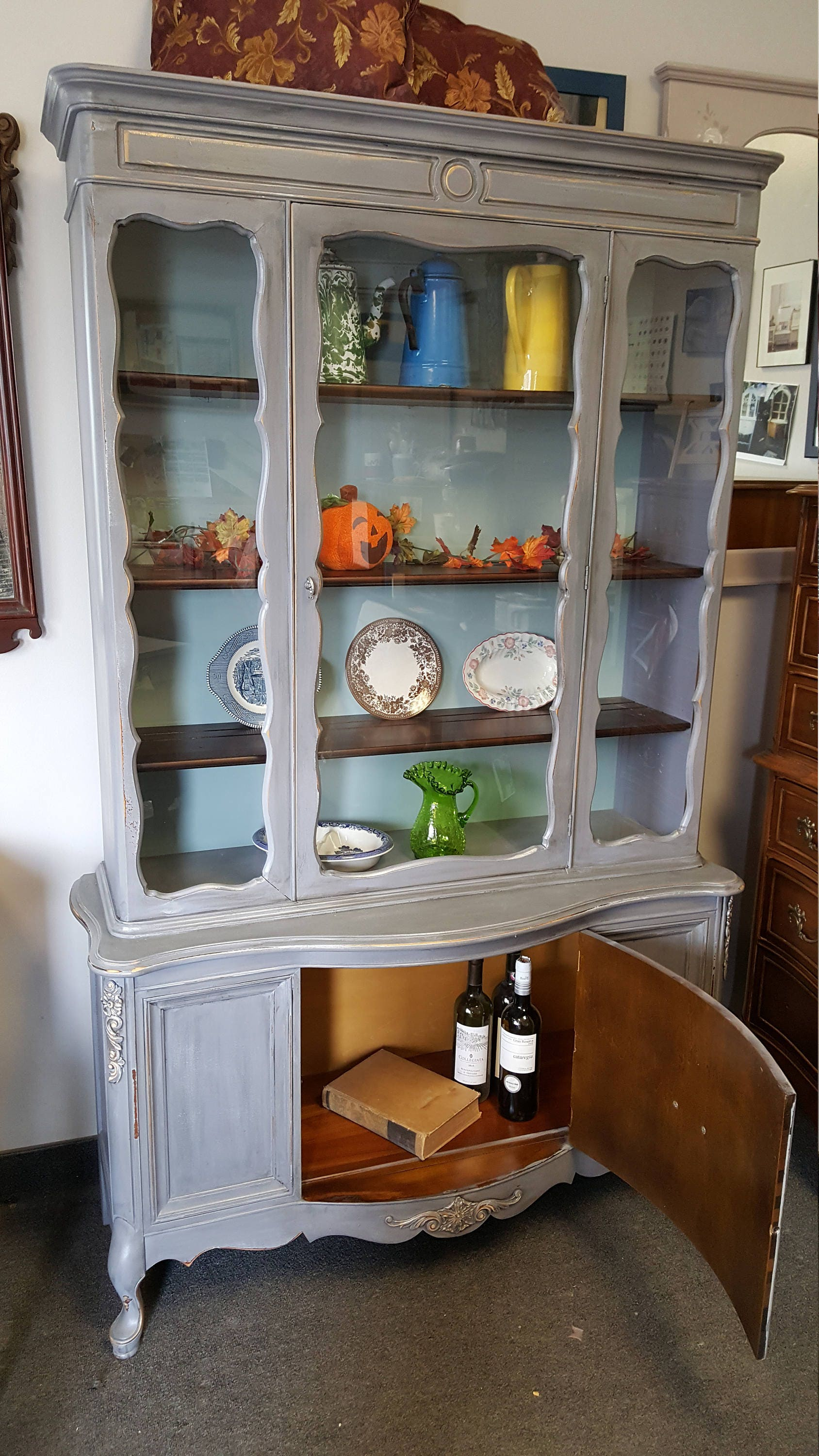 diy xl hutch kitchen ana plans cabinet free projects buffet long white extra storage