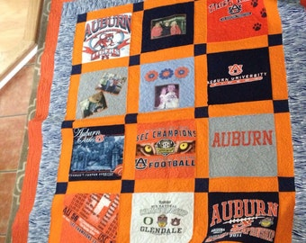 T-Shirt quilts - Made to Order