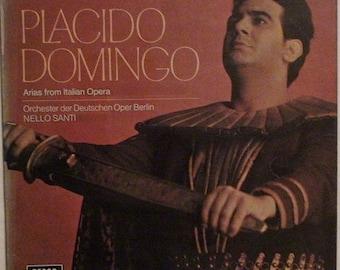 Placido Domingo ARIAS from ITALIAN Opera