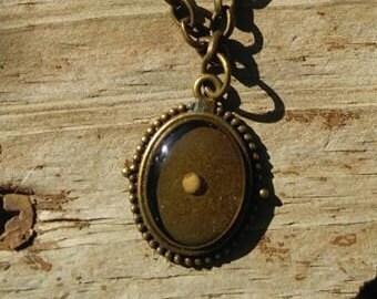Mustard Seed Bracelet - Brass