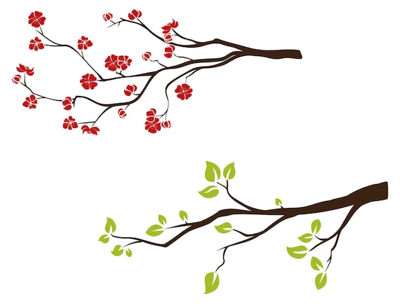 Spring Tree Branch ClipArt