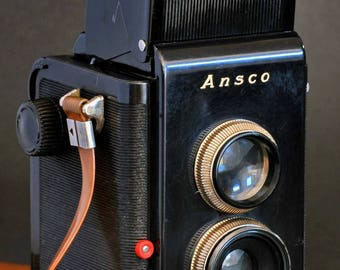 Ansco Rediflex TLR Camera Awesome Condition NiCE !