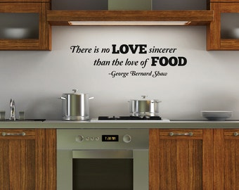 Kitchen Wall Decal / Kitchen Quote / Wall Quote  / Dining Room Wall / Dining Room Wall Quote / Wall Vinyl /Decal for Home / Kitchen Decor