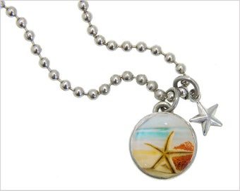kids bracelet, kids jewelry, shell charm, shell jewelry, starfish jewelry, girls necklaces, girls bracelets,interchangeable Jewelry #45