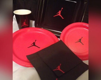 Jumpman Inspired Party Package
