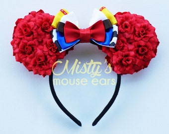 Inspired Jessie Toy Story  Rose Mouse Ears