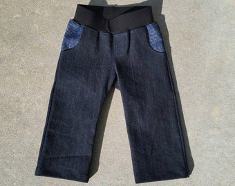 Sparkly Jeans - 12 Month Size