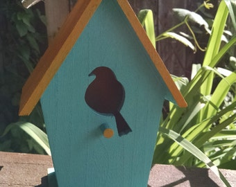 A Bird Within A Birdhouse- Best Seller!