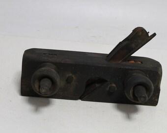 Vintage wooden carpentry instrument-grater