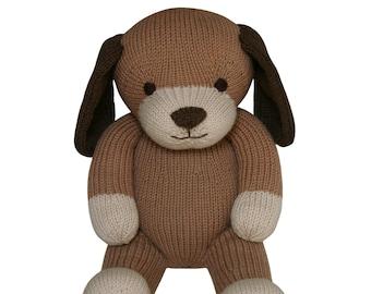 Dog - Knit a Teddy