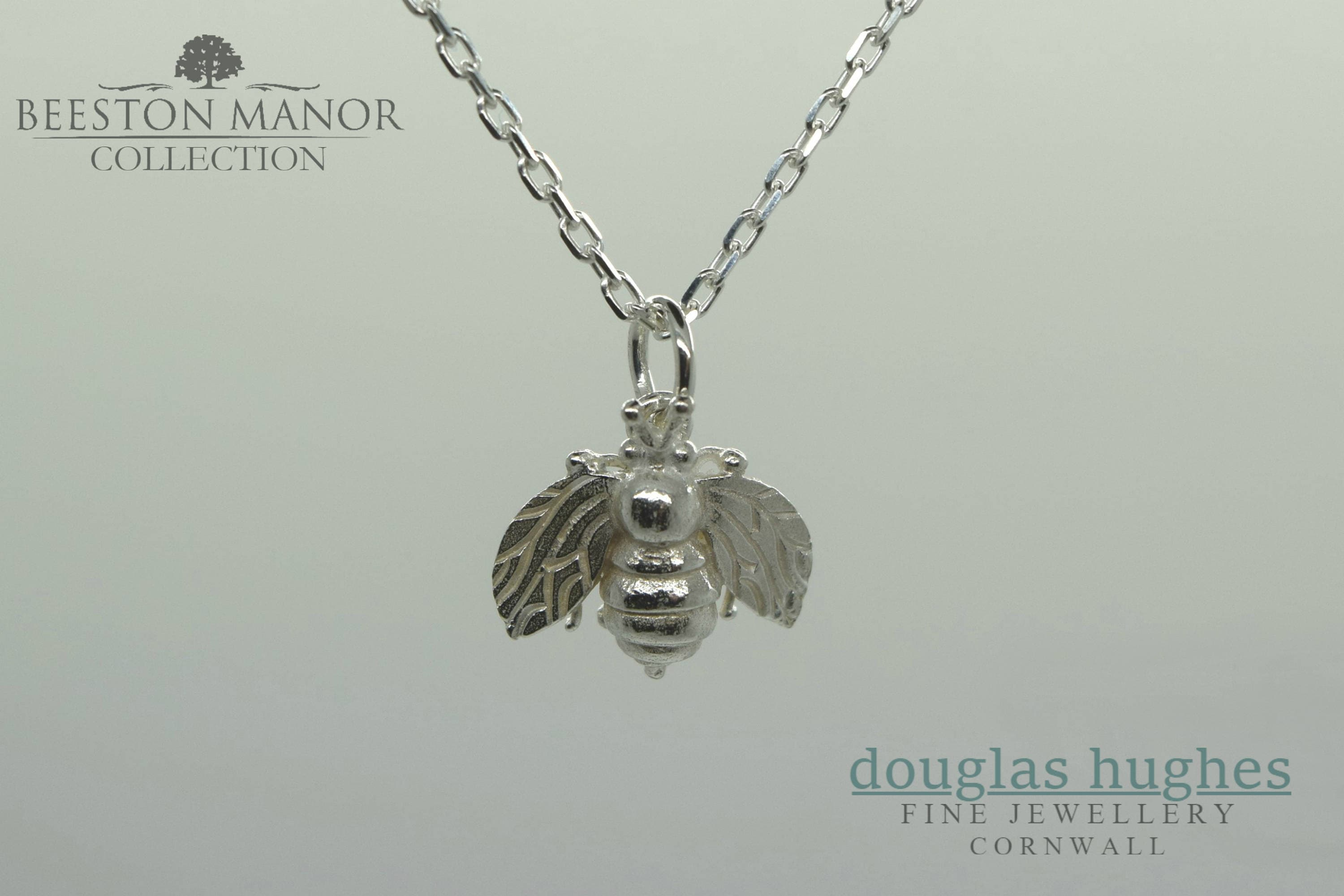 stern products pendant design necklace works sterndesignworks honey bee