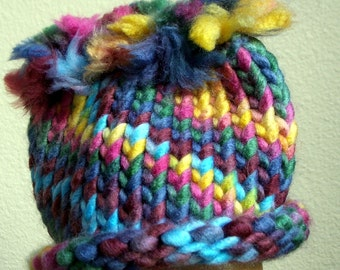 Faux-hawk Cap for Infant