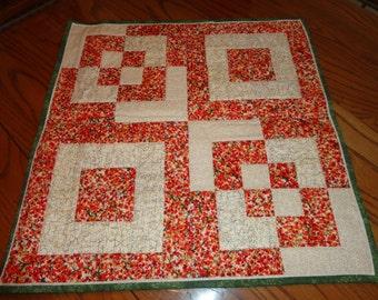 Four Square Table  Mat