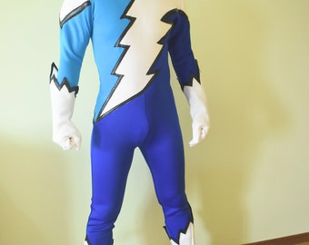 Quicksilver cosplay costume - complete costume