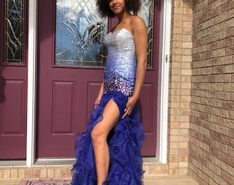 Stunning Ombré Prom Dress