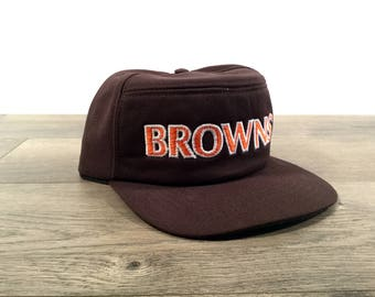 Cleveland Browns New Era Snapback Cap
