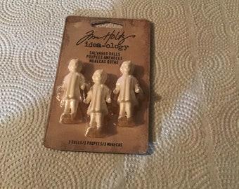 Tim Holtz Salvaged Dolls