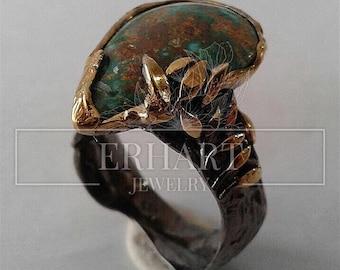 Grand Bazaar Artisan Silver Rings - Handmade Artisan Jewelry From Istanbul, Turkey