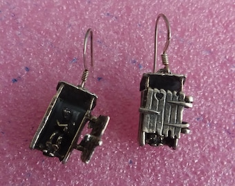 Out-House Occupied Earrings
