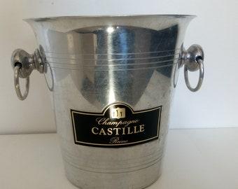 castille champagne cooler