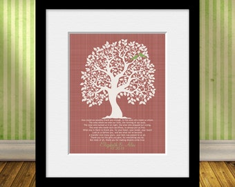 Wedding Gift for Parents, Parents Thank You Gift, Gift for Parents, Parents Wedding Gift, How Could We Possibly Thank You Enough Poem
