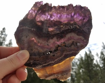 Amethyst Slice- Turkish