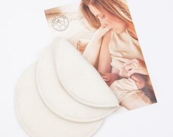 LANACare woolen nursing pads