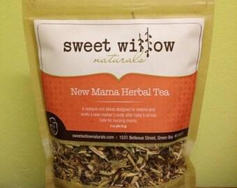New Mama Herbal Tea